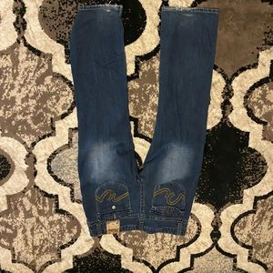 Marc Ecko cuts and sew jeans 36/30 bootcut.